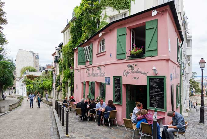 Meet me in montmartre exploring the hidden secrets of for La maison rose lourmarin