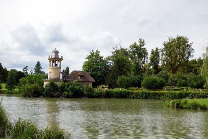 Marie Antoinette's Hamlet consisted of a variety of different cottages and buildings, all built around a small lake. Each building had a specific function, and each played its part in the daily life of the Hamlet